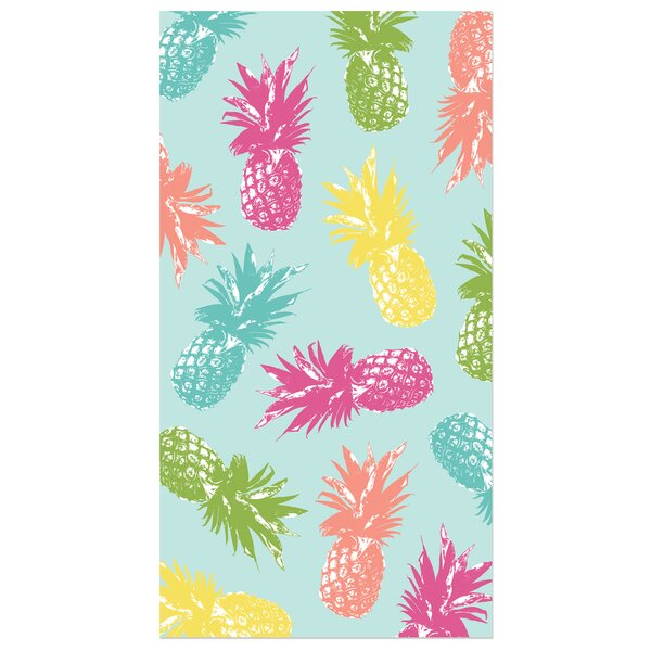 Woodhill Fruit 100% Cotton Beach Towel by Bay Isle Home